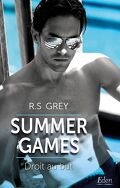 Summer Games, Tome 1 : Droit au but