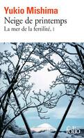 La Mer de la fertilité, tome 1 : Neige de printemps
