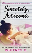 Sincerely Carter, Tome 1.5 : Sincerely, Arizona