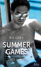 Summer Games, Tome 1 : Droit au but