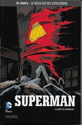 Couverture du livre : Superman : La Mort de Superman