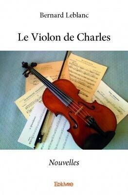 Couverture du livre : Le Violon de Charles