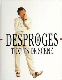 Couverture du livre : Textes de scène