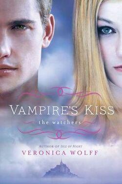 Couverture de The Watchers, Tome 2 : Vampire's Kiss