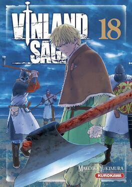 Couverture du livre : Vinland Saga, Tome 18