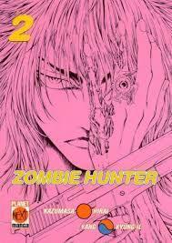 Couverture du livre : Zombie Hunter, Tome 2