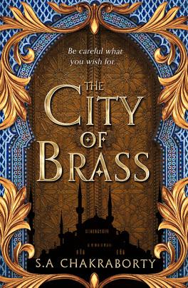 Couverture du livre : Daevabad, Tome 1 : La Cité de laiton