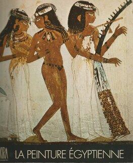 Couverture du livre : La peinture égyptienne