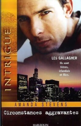 Couverture du livre : Les Gallagher, Tome 2 : Circonstances Aggravantes