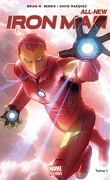 All-New Iron Man, Tome 1 : Reboot