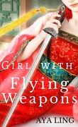 Girl with Flying Weapons