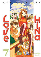Couverture du livre : Love Hina, tomes 7 & 8
