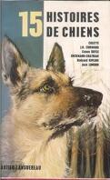 15 histoires de chiens