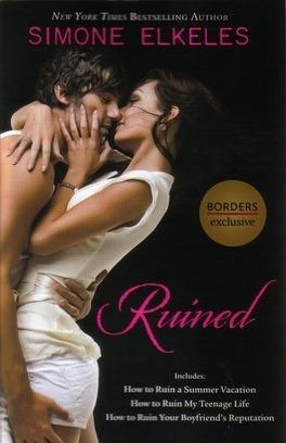 Couverture du livre : Ruined