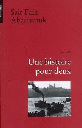 Couverture du livre : Une histoire pour deux