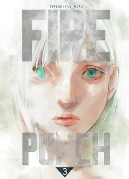 Couverture du livre : Fire Punch, Tome 3