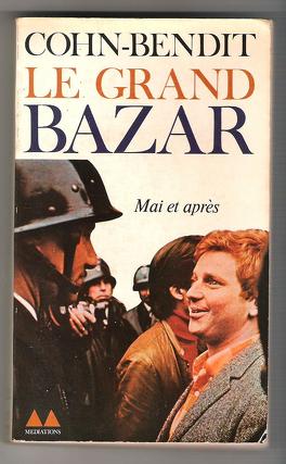 Couverture du livre : Le Grand Bazar