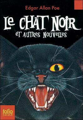 Couverture du livre : Le Chat noir et autres nouvelles