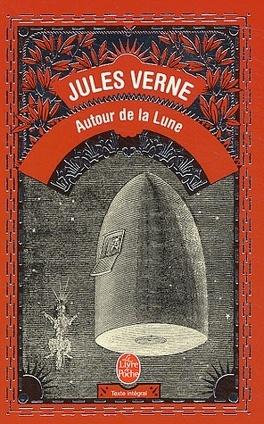 Couverture du livre : Autour de la Lune