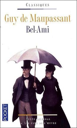 Couverture du livre : Bel-Ami