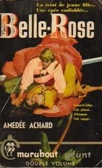 Couverture du livre : Belle-Rose