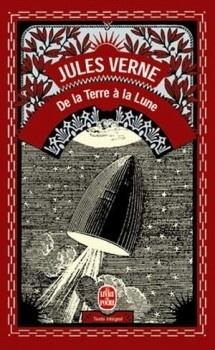 Couverture du livre : De la Terre à la Lune