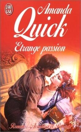 Couverture du livre : Étrange passion