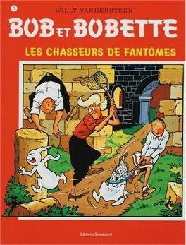 Couverture du livre : Les chasseurs de fantômes