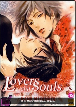 Couverture du livre : Lovers and Souls