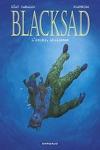 couverture Blacksad, tome 4 : L'enfer, le silence