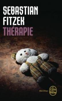 Couverture du livre : Thérapie