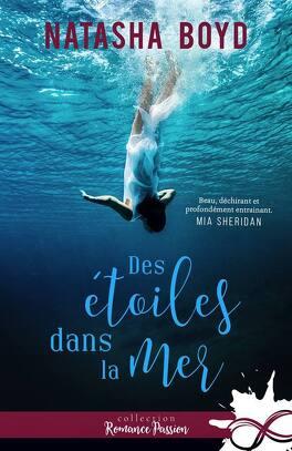 Couverture du livre : Des étoiles dans la mer