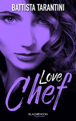 Couverture du livre : Love Chef