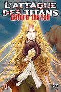 L'Attaque des Titans - Before The Fall, tome 11