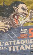 L'Attaque des Titans - Édition colossale, Tome 5