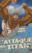 L'Attaque des Titans - Édition colossale, Tome 6