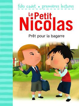 Le Petit Nicolas Tome 6 Pret Pour La Bagarre Livre De