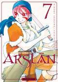 The Heroic Legend of Arslân, Tome 7