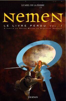 Couverture du livre : Nemen, Le Livre Perdu Vol. 1
