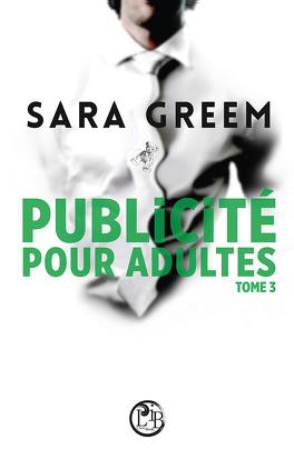 Couverture du livre : Publicité pour adultes, tome 3