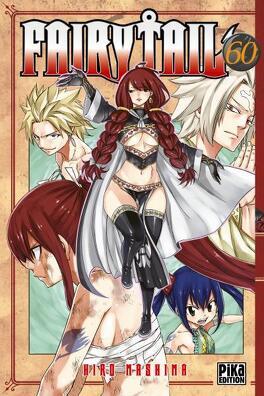 Couverture du livre : Fairy Tail, Tome 60