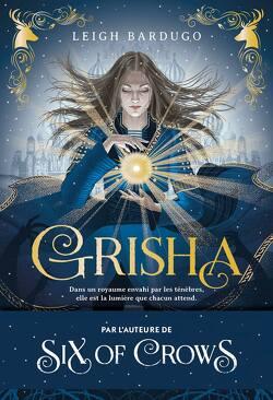 Couverture de Grisha, Tome 1 : Les Orphelins du royaume