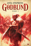 couverture Godblind, Tome 1