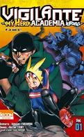 Vigilante - My Hero Academia Illegals, Tome 1
