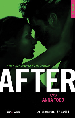 Couverture du livre : After, Saison 3 : After We Fell