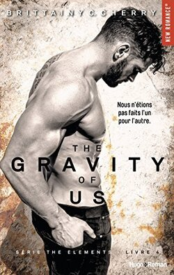 Couverture de Elements, Tome 4 : The Gravity of Us