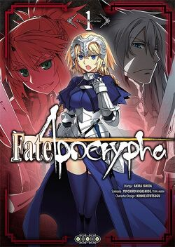 Couverture de Fate/Apocrypha, Tome 1