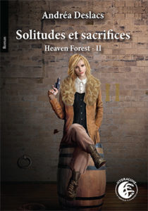 Couverture du livre : Heaven Forest, Tome 2 : Solitudes et sacrifices