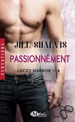 Couverture de Lucky Harbor, Tome 4 : Passionnément