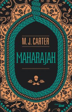 Couverture de Maharajah